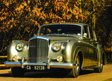 1957 Bentley S Type